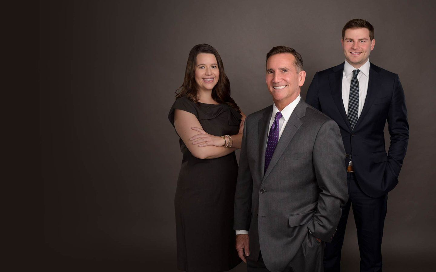 the 3 lawyers of Williamson Law Firm, PLLC